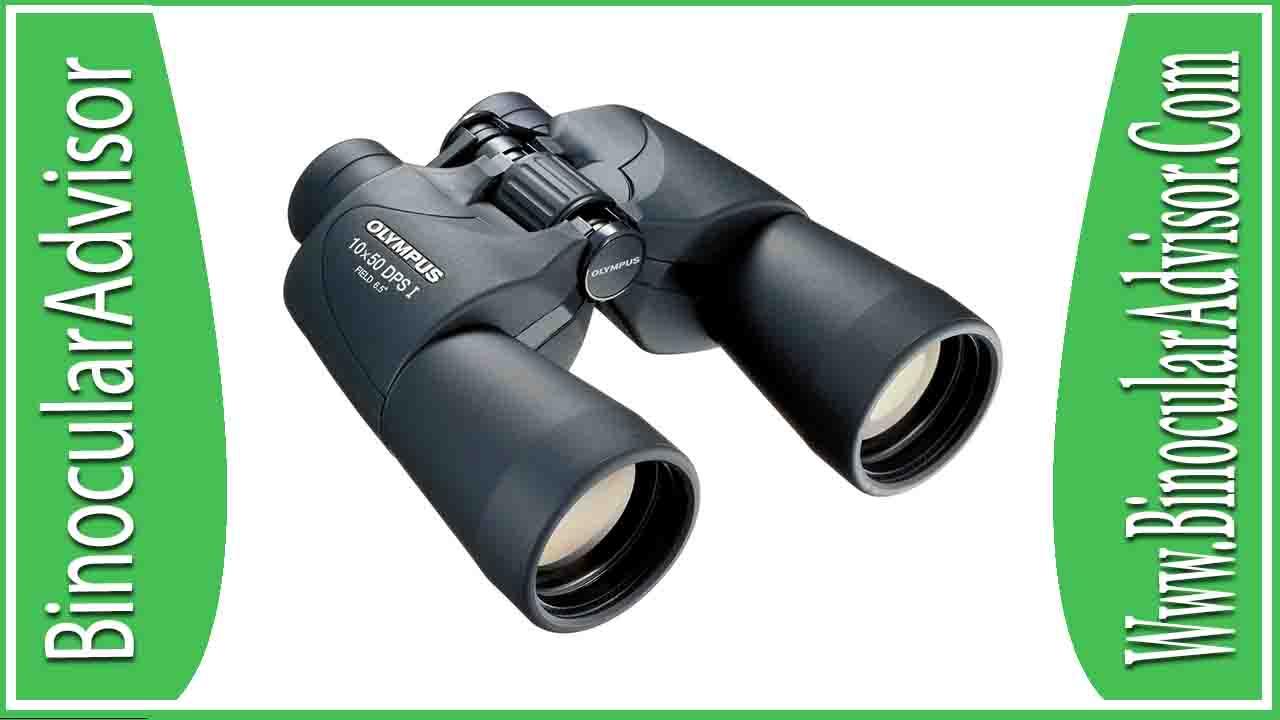 Olympus 10x50 DPS I Binoculars Review