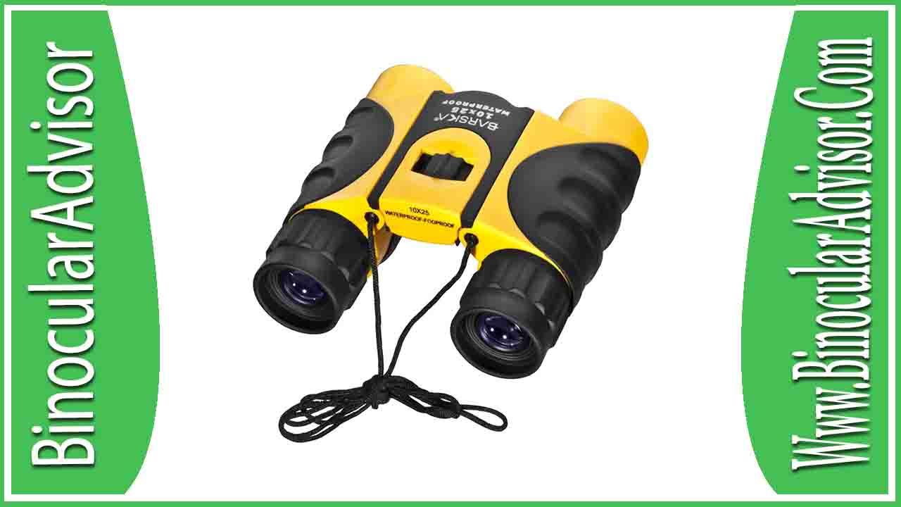 Barska 10x25 Waterproof Binocular Review