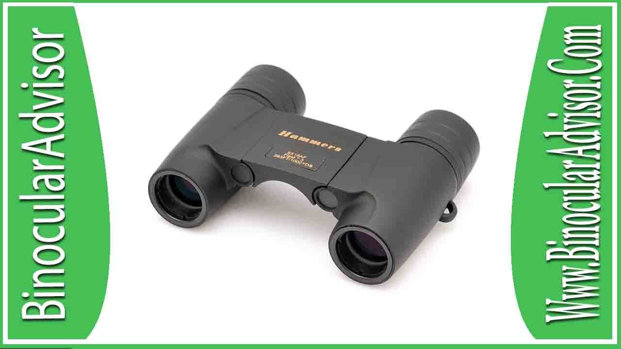 Hammers Mini Compact Small Auto Perma Focus Binocular Review