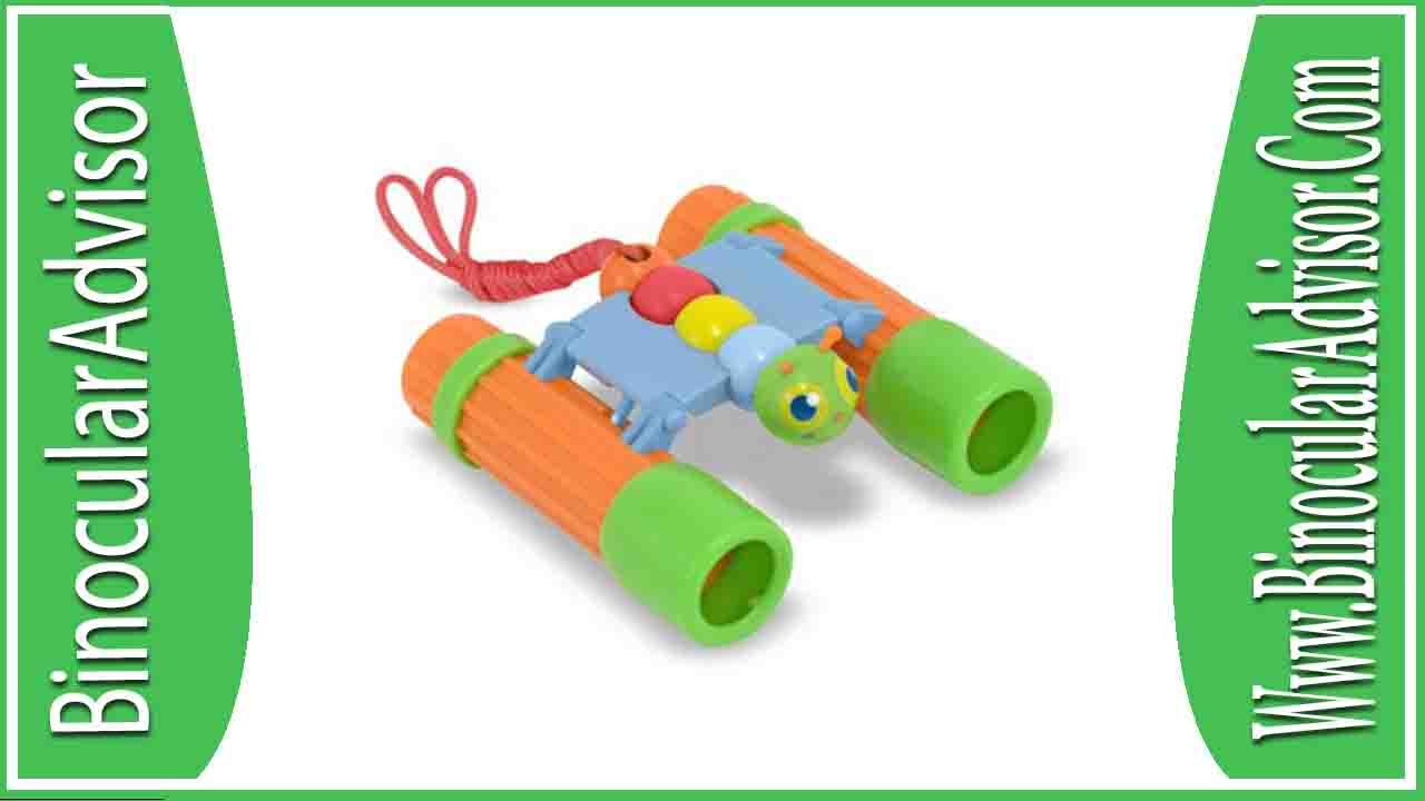 Melissa & Doug Sunny Patch Happy Giddy Binoculars Review