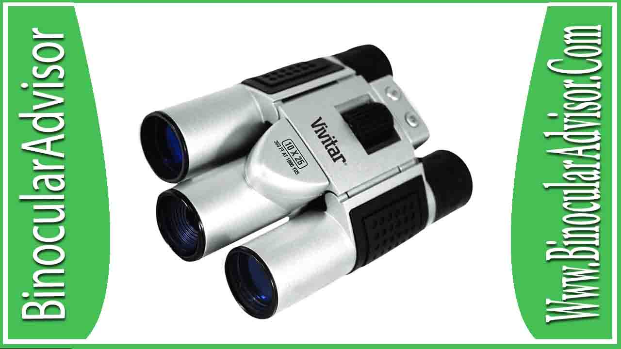 Vivitar CV1025V 10×25 Binocular Digital Camera Review
