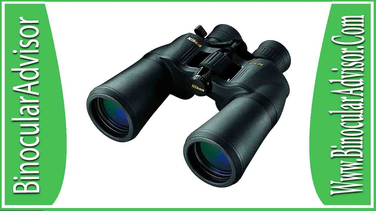 Nikon 8252 ACULON A211 10-22x50 Zoom Binocular Review